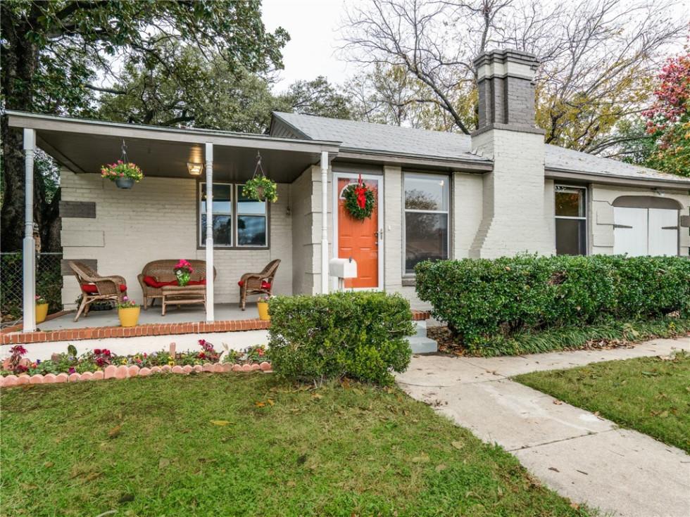 1815 N. Riverside Dr. Fort Worth house for sale