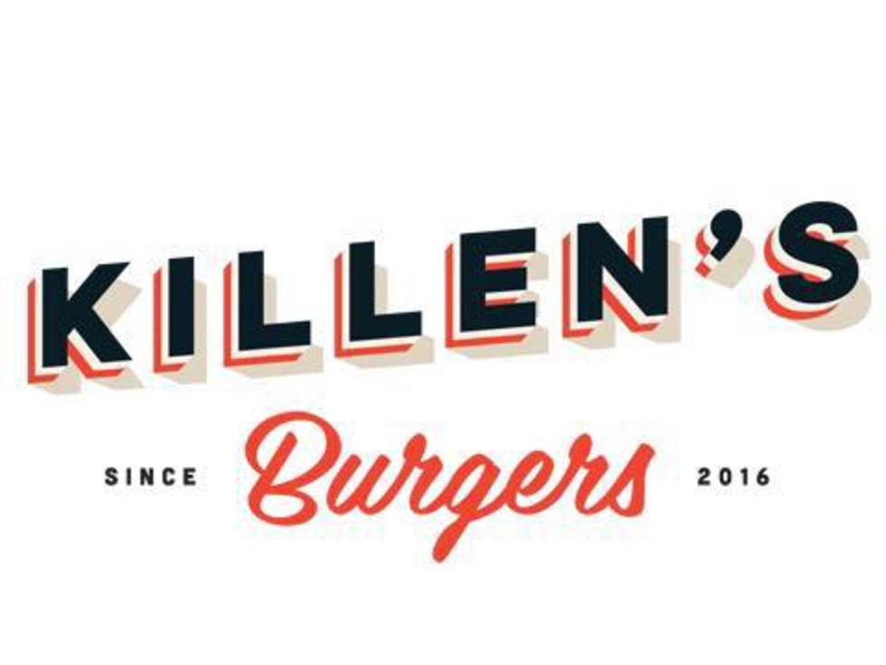 Killen's Burger logo