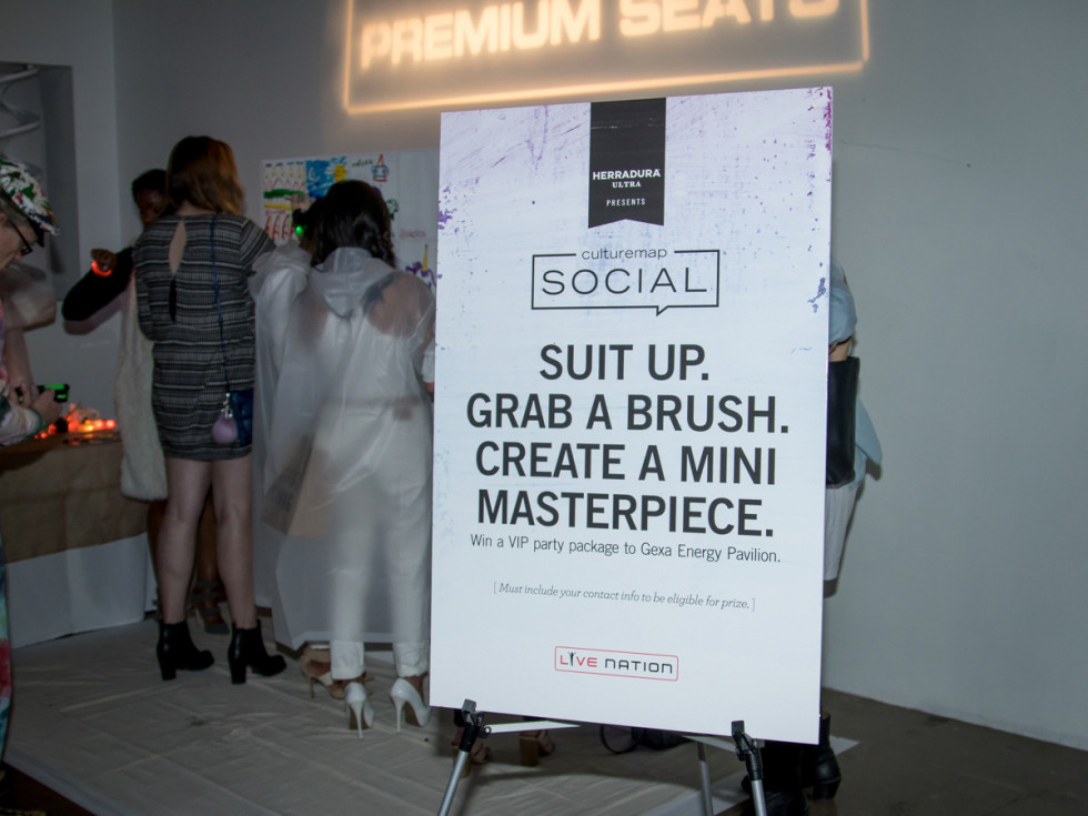 CultureMap Dallas Ultra Social painting