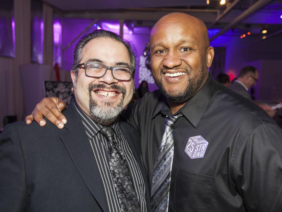 John Flores, Jamal Sterling