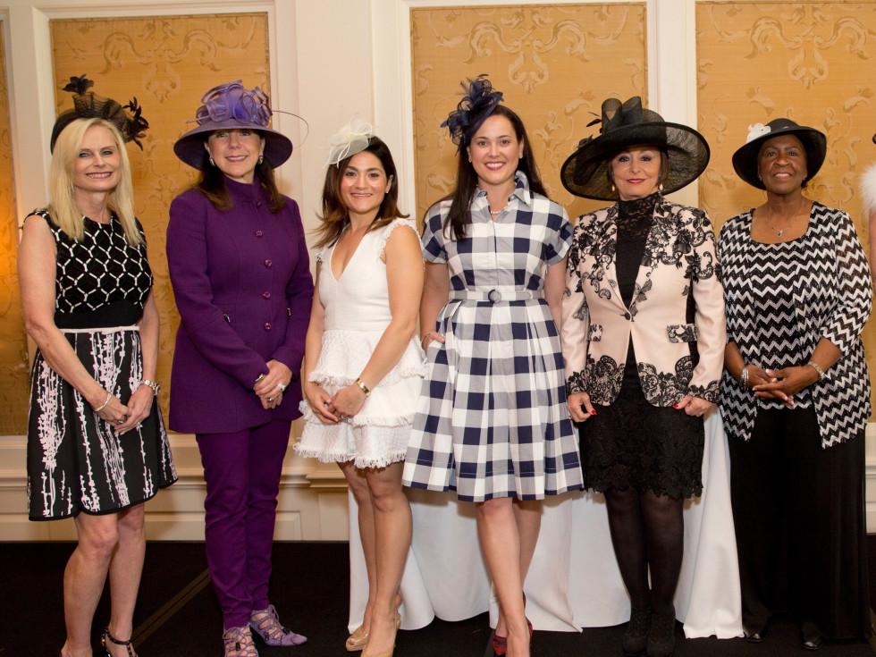 Hats Off to Mothers, March 2016, Jo Lynn Falgout, Elizabeth Stein, Jordan Folloder, Jamie Broach yrd, Patricia Acevedo Herrera, Greta Cherry