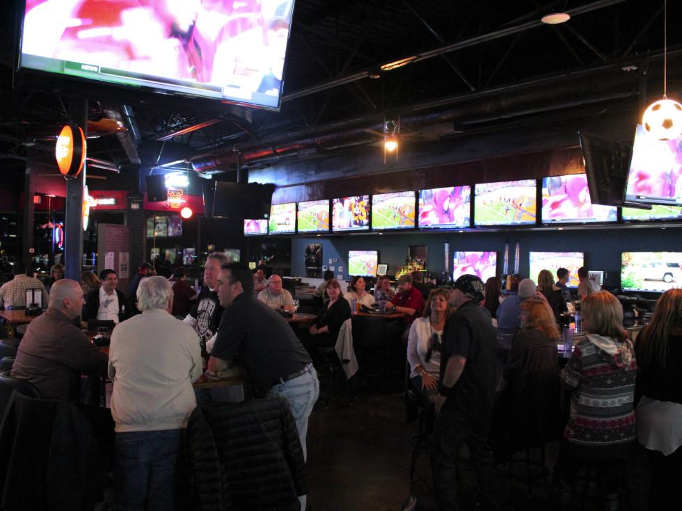 DJ's sports bar