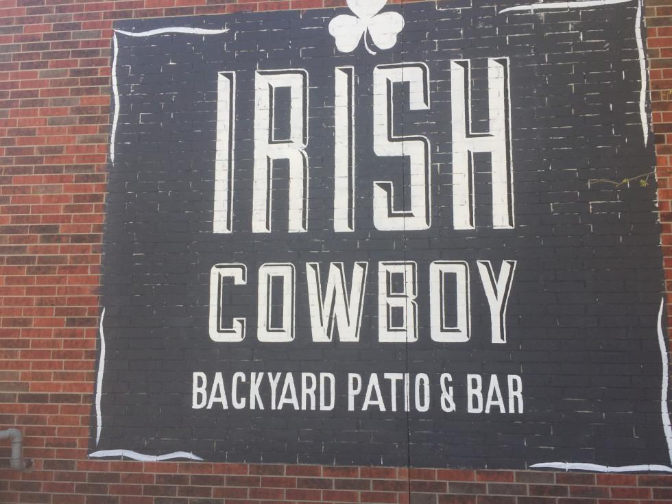 Irish Cowboy