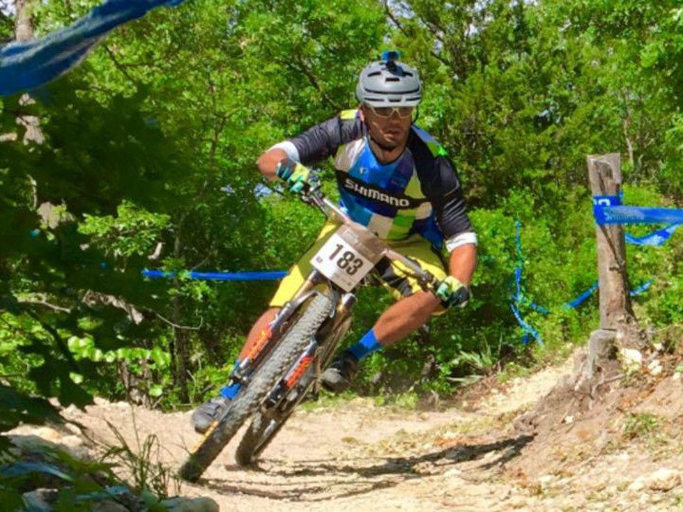 Biker Fort Worth Mountain Bikers Association