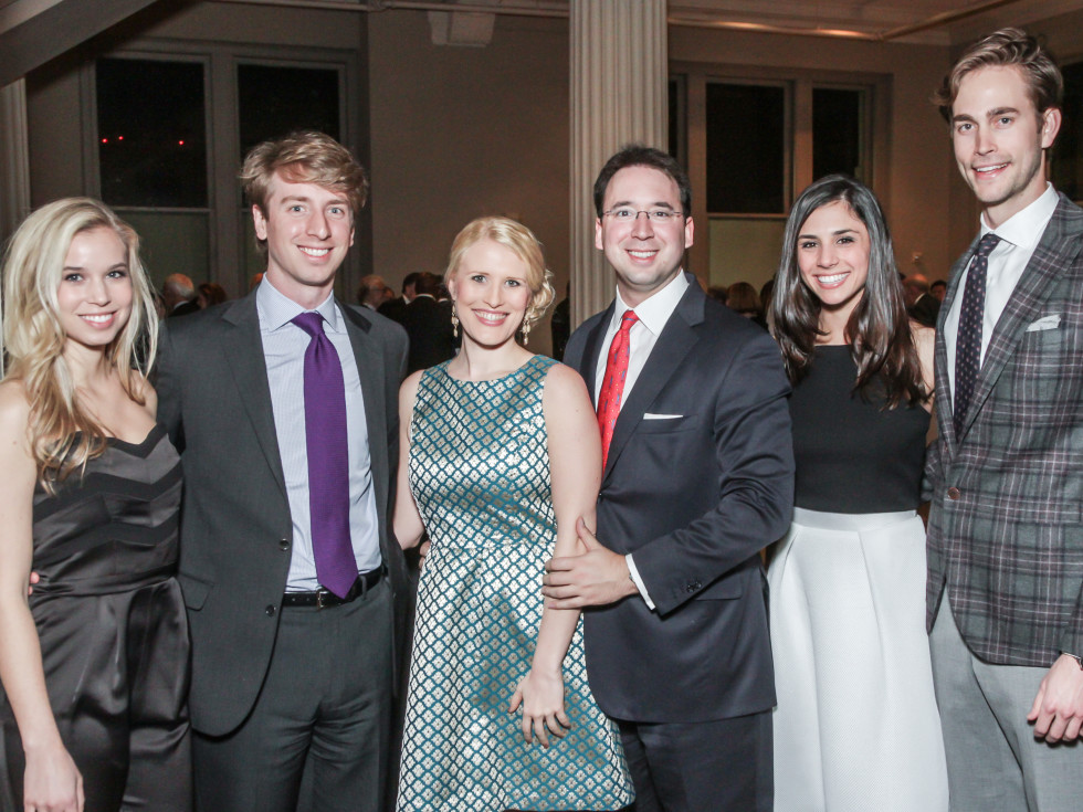 Jennifer Spivack, Andrew Thorington, Haylie Lehtovaara, Joseph Mims, Clayton Crum, Spencer Harkness at Club da Camera