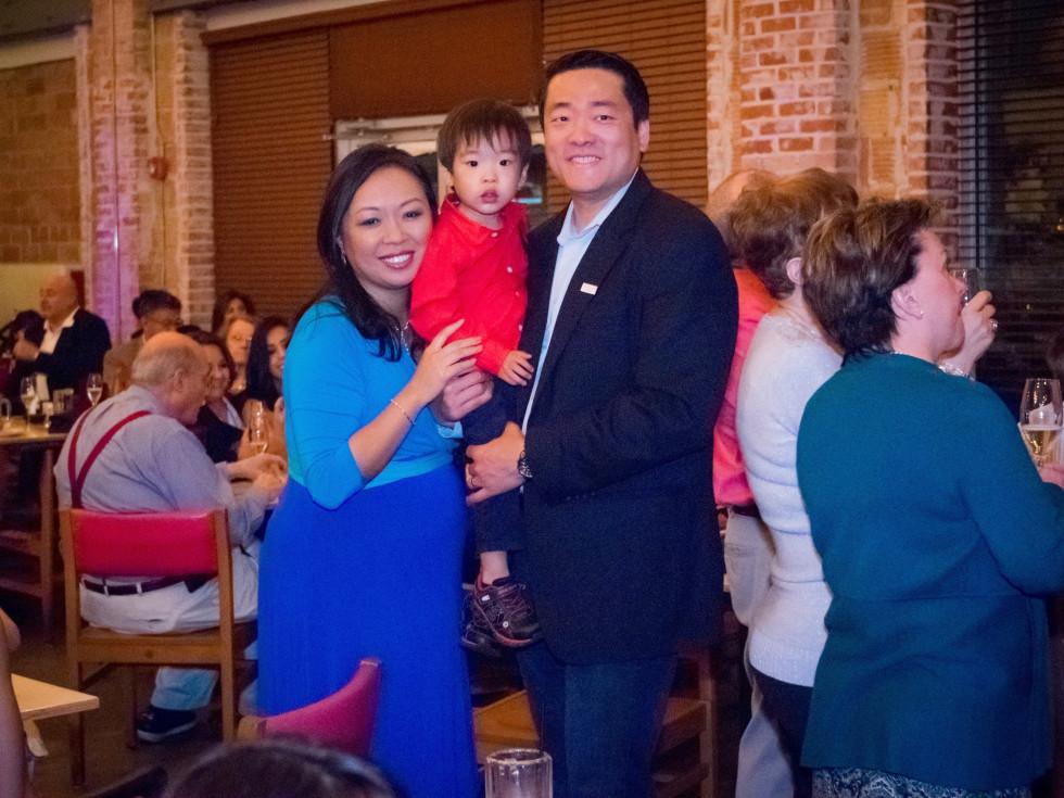 Wedding John Nechman Richi Ruiz, Maya Shay, Gene Wu, Winston