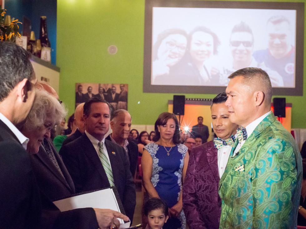 Wedding John Nechman Richi Ruiz