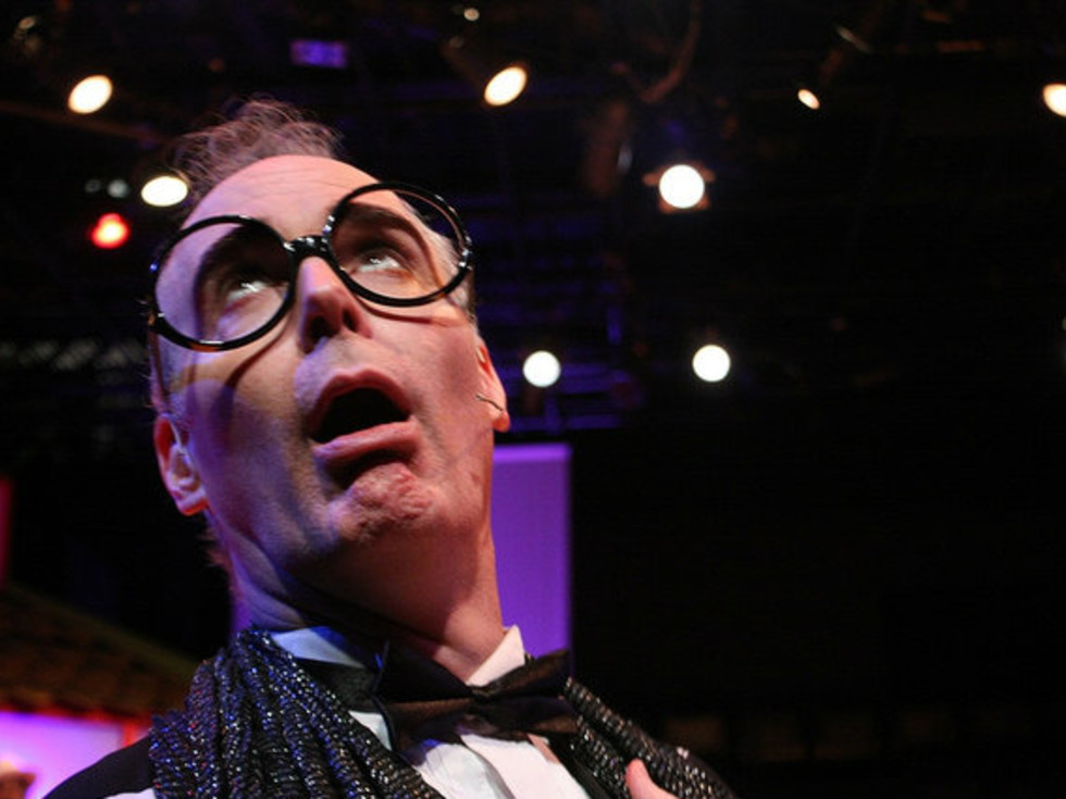 Paul Taylor in The Hot Mikado