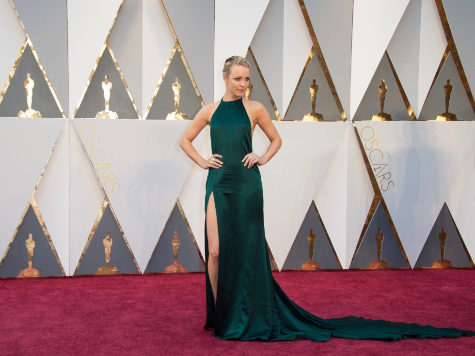 Rachel McAdams at Oscars