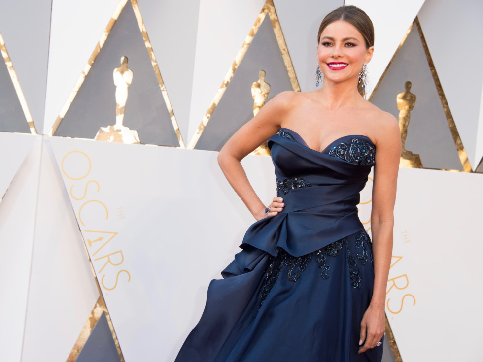 Sofia Vergara at Oscars