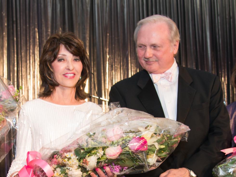 Komen Foundation Gala, Feb. 2016, Judy Smith, Glenn Smith