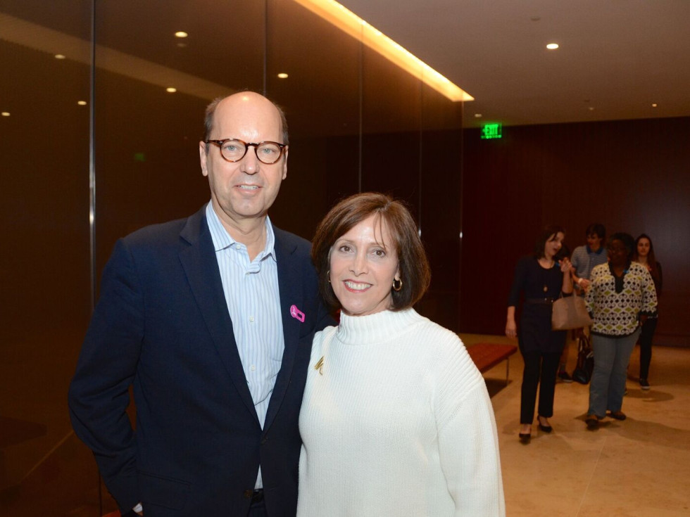MountainFILM 2016  , Gerald Seidl and Michele LaNoue 2.jpg