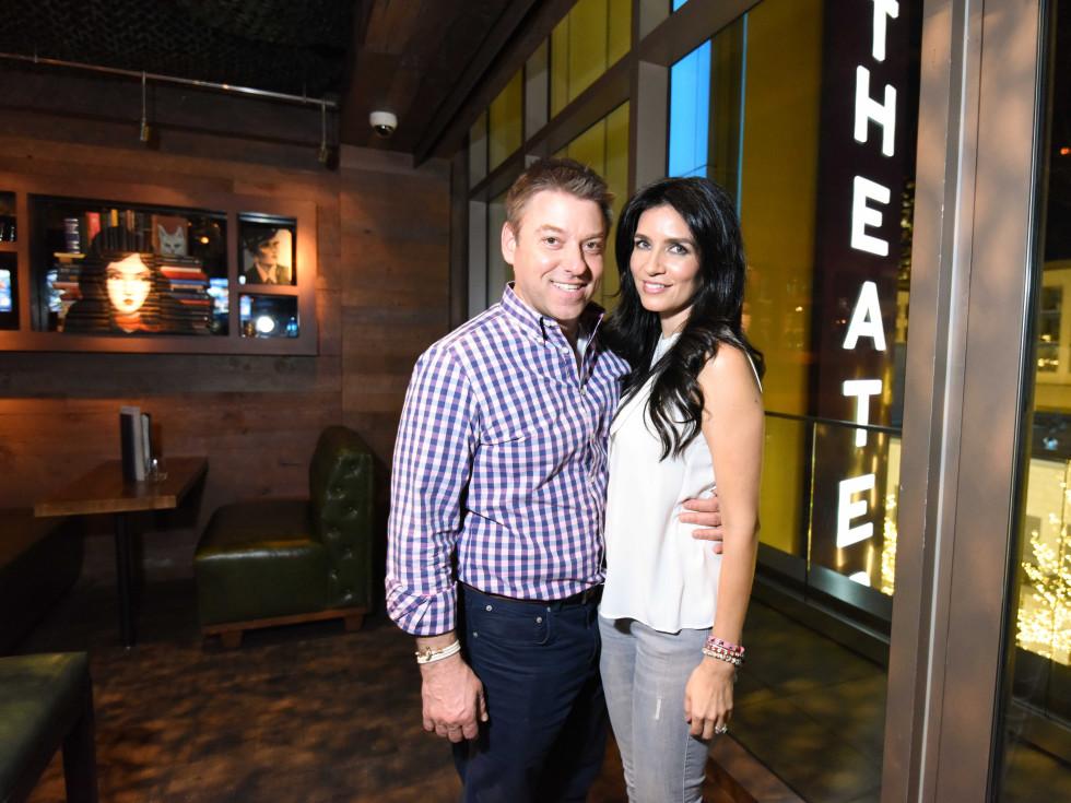Heart of Fashion at the movies, Feb. 2016, Hank Fasthoff, Maya Fasthoff