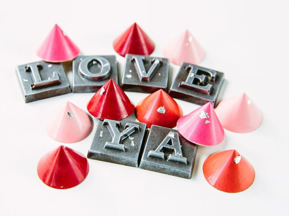 Maggie Louise Confections galentine's day