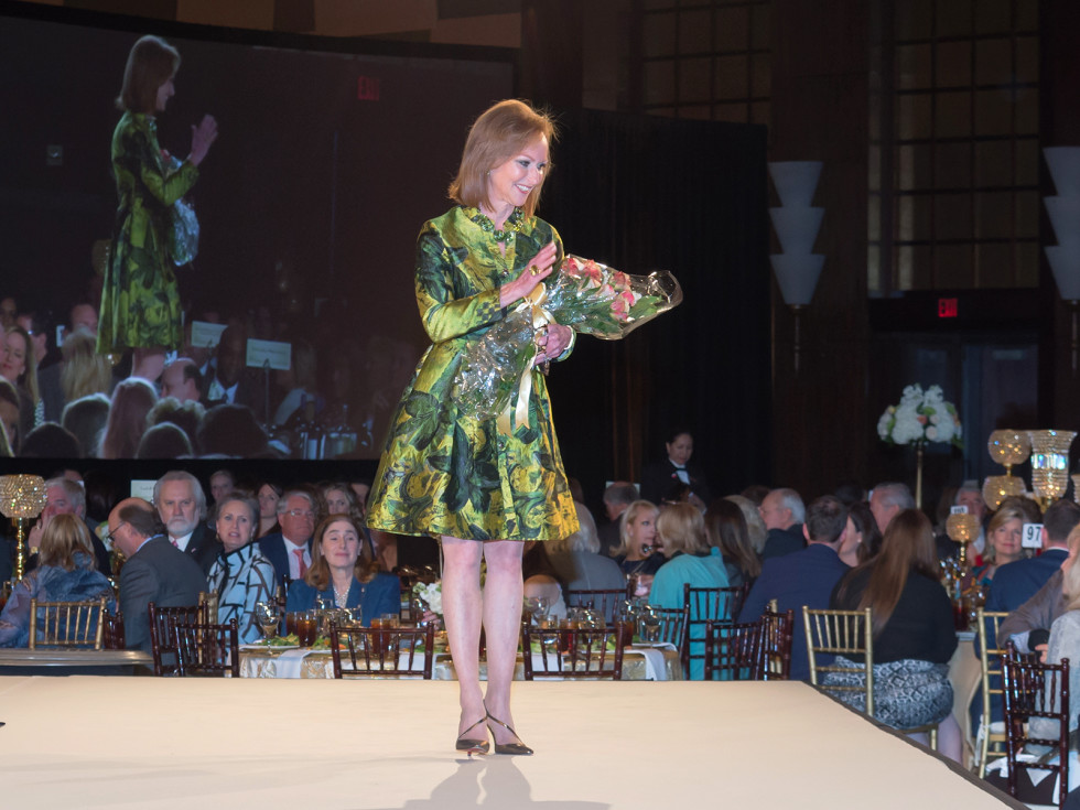 Trailblazer Awards, Feb. 2016, Carol Sawyer