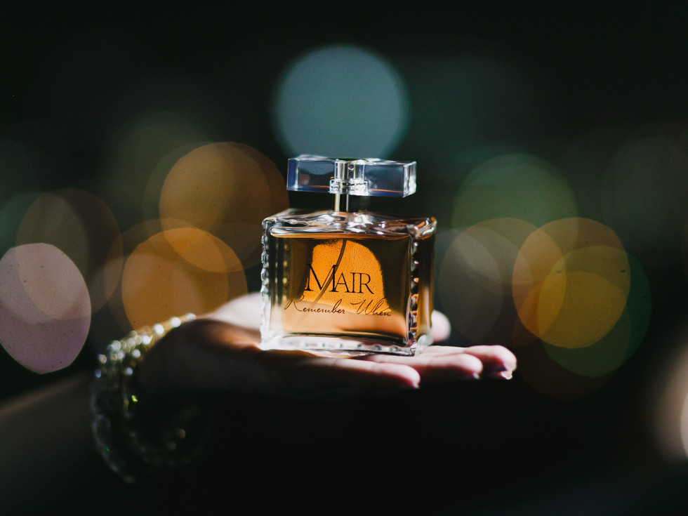 Mair Fragrance bottle photo