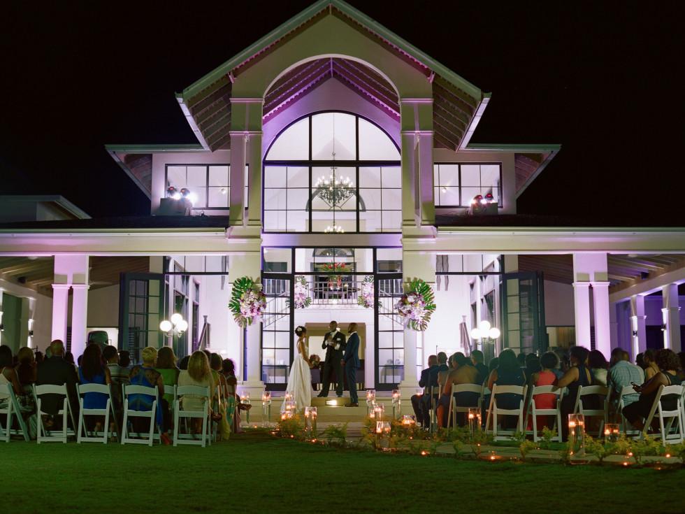 Wonderful Weddings, Kendhal Gardner, Feb. 2016, Tryall Club villa, Jamaica