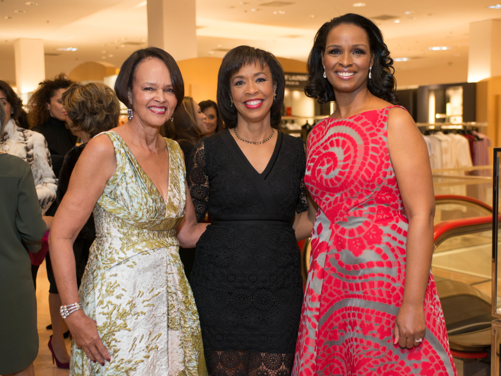 Best Dressed, Jan. 2016,  Gayla Gardner, Gina Gaston, Winnell Herron