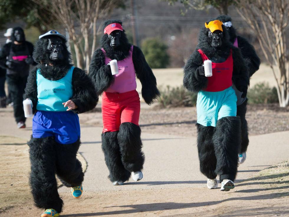 Austin Gorilla Run