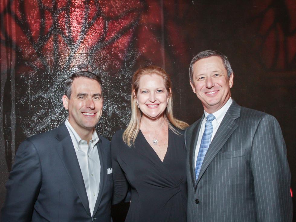 Houston, Social Book 2016 Launch Party, January 2016, Steve Mach, Joella Mach, David Wuthrich