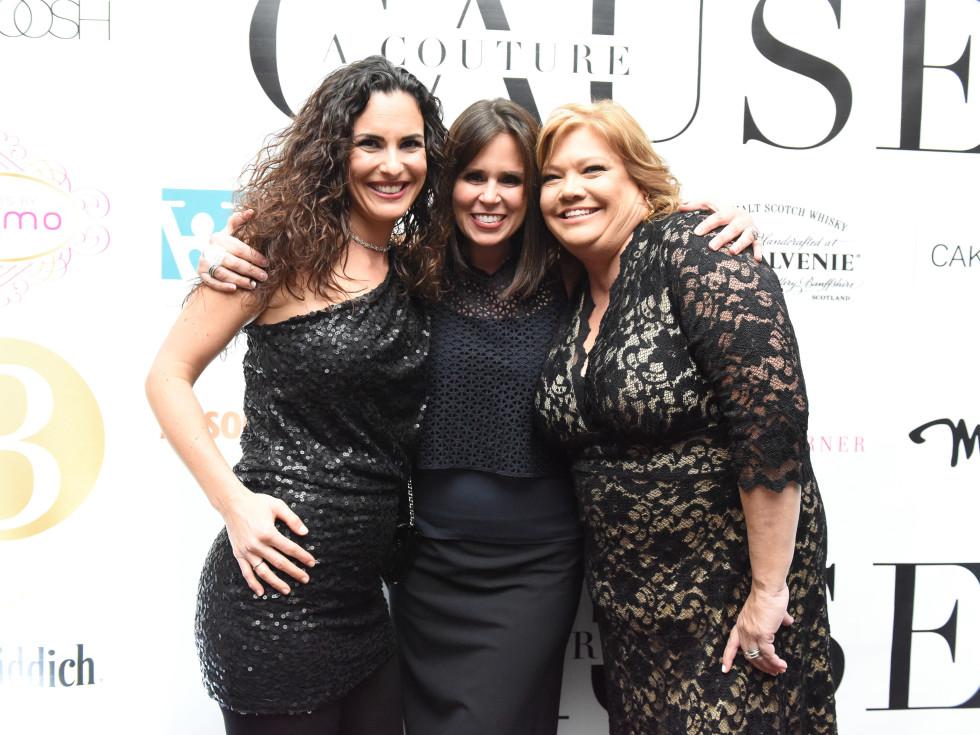 A Couture Cause Jen Berko, Missy Belllinger, Stephanie White