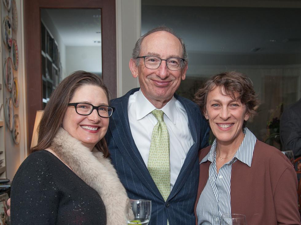 Houston, Da Camera VIP launch event for Sarah's Marcel Proust Project,  Laura Devitt, Steve Massad, Page Kempner