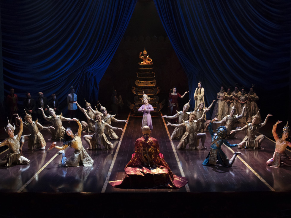 The King and I Broadway at Hobby Center