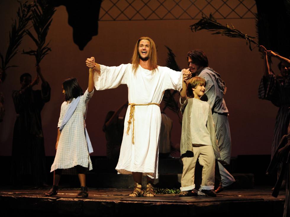 Jesus Christ Superstar broadway TUTS