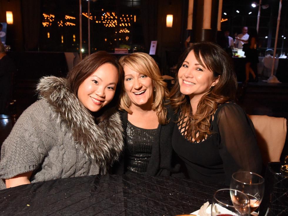 Houston, Truffle Chef Charity Challenge, January 2016, January Tsai, Paige Allen, Mary Zavala