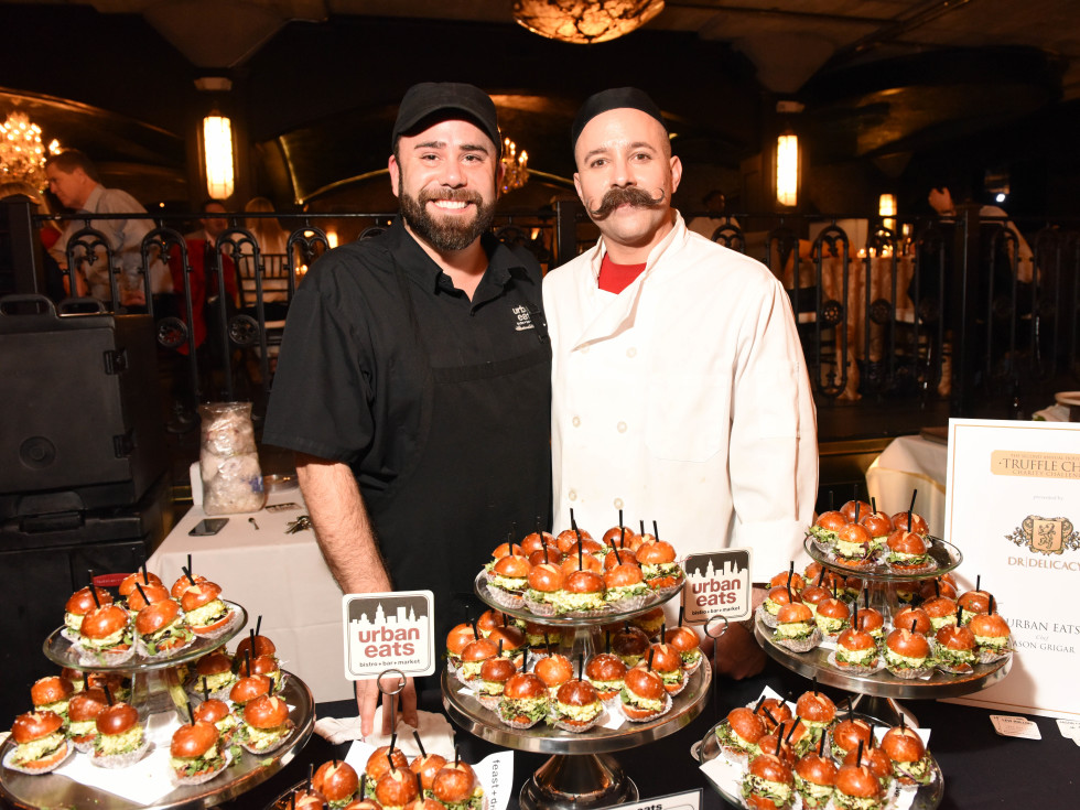 Houston, Truffle Chef Charity Challenge, January 2016, Urban Eats_Chef Jason Grigar