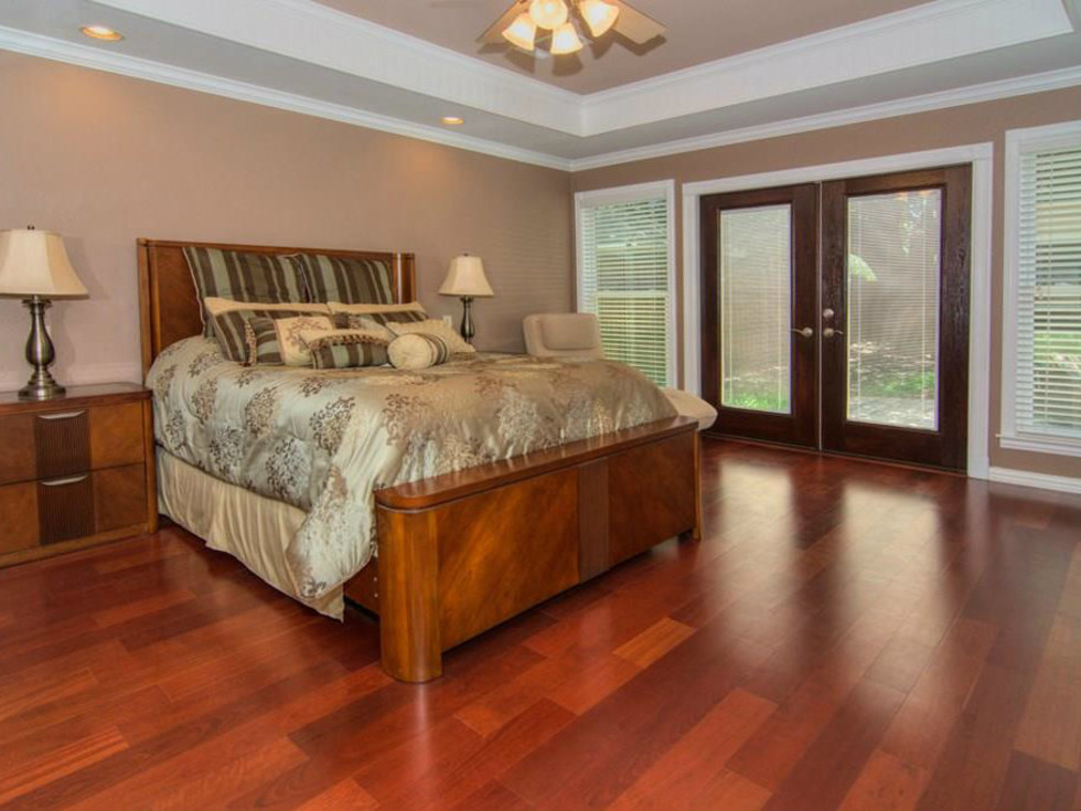 18605 Crownover Ct bedroom