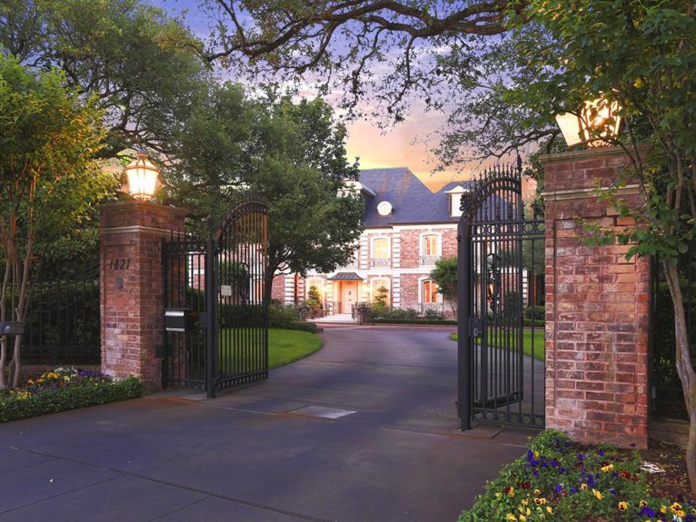 News, Houston's Most Expensive Home Sales, Jan. 2015, 1821 River Oaks Blvd.