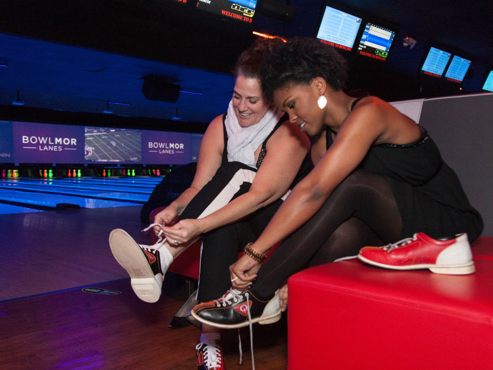 Bowlmor Lanes reopening bowling lane