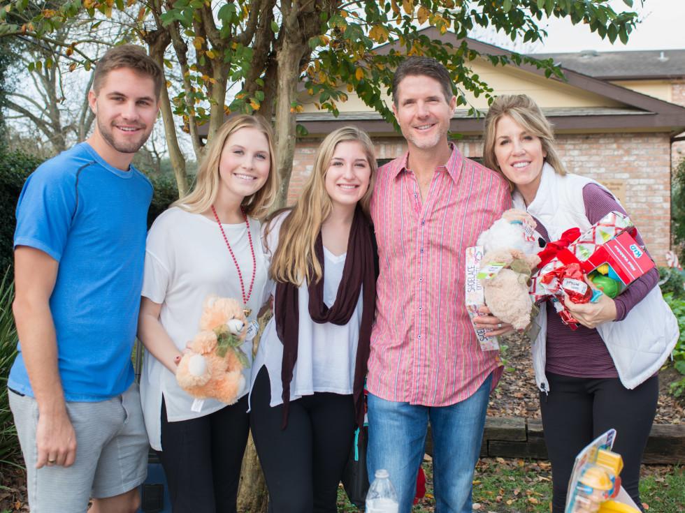 News, Mission of Yaweh Christmas, Dec. 2015, Jack Reid, Madison Reid, Caroline Reid, Greg & Janelle Reid