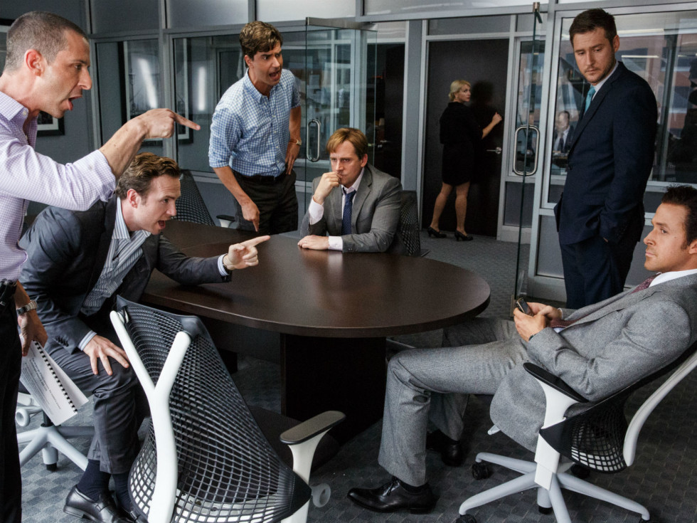 Cast of The Big Short