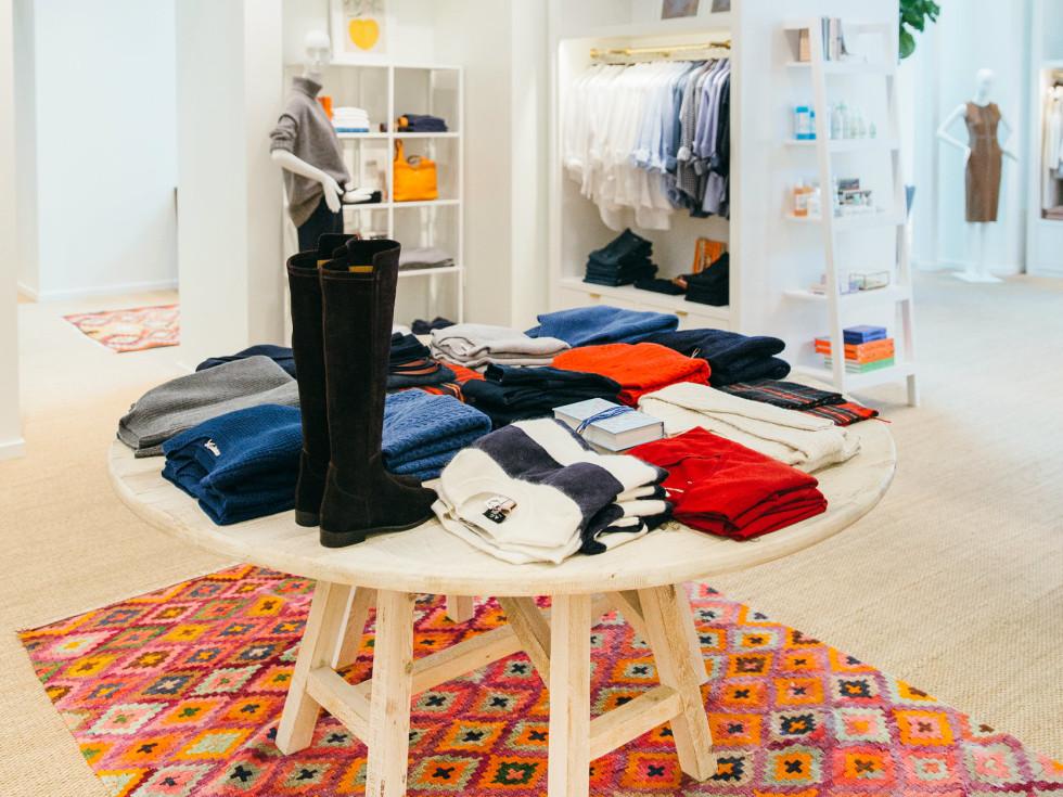 Ann Mashburn store