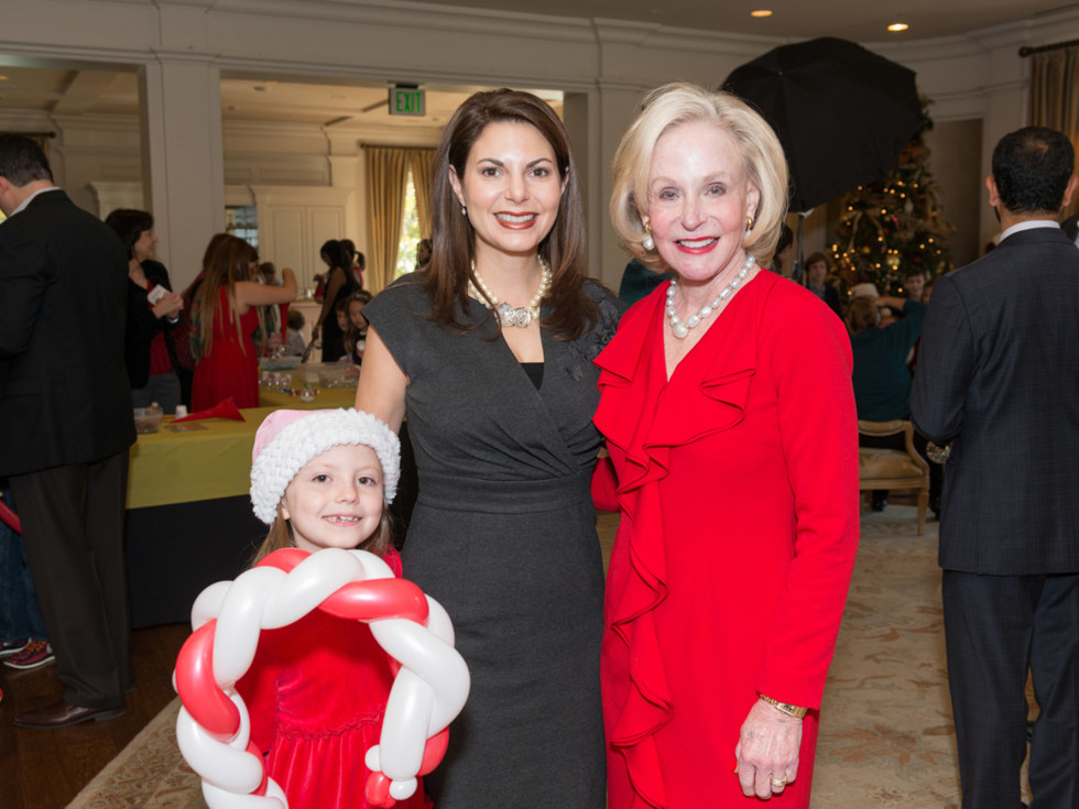 News, Symphony Magical Musical Morning, Dec. 2015 Madison, Kathy and Carolyn Mann