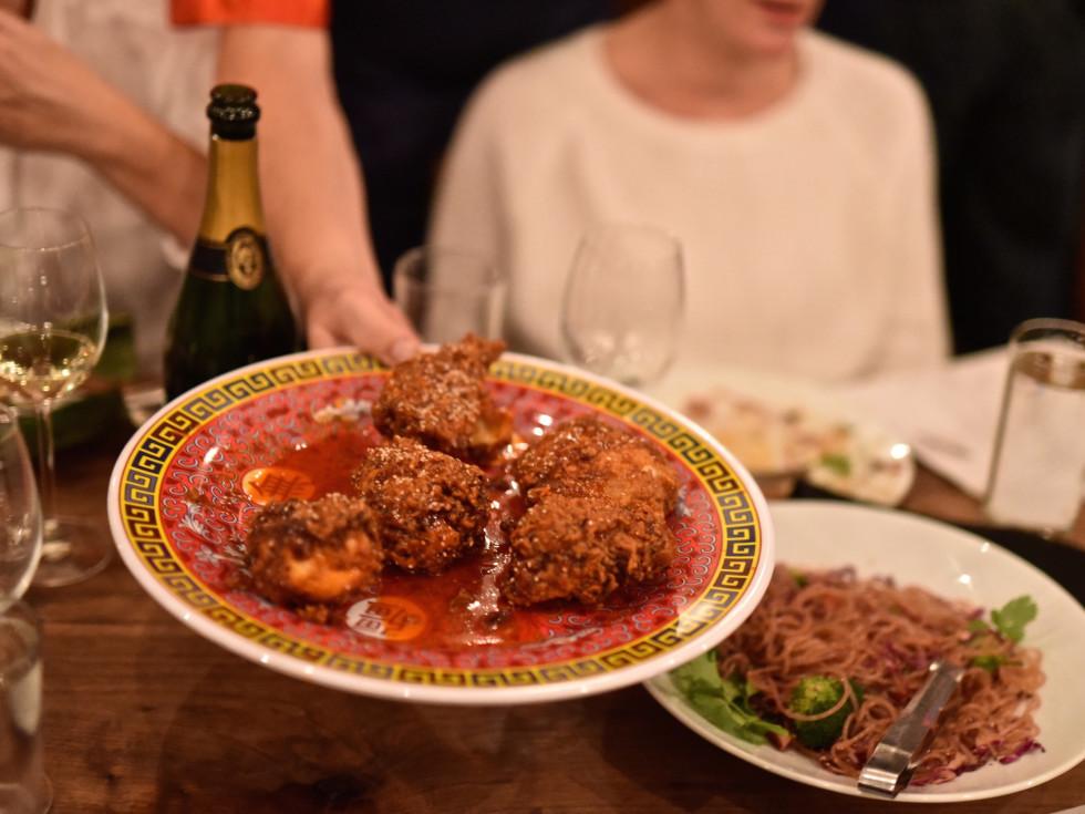 Culinary All Stars Underbelly Korean fried chicken