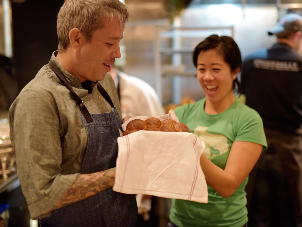 Culinary All Stars Philip Speer Karen Man