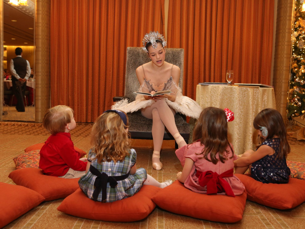 News, Houston Ballet Kingdom of Sweets , Dec. 2015, Snow Queen Scarlett Suguless