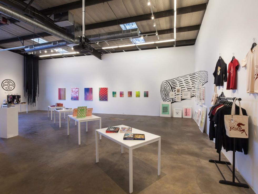 El Mercado at Erin Cluley Gallery