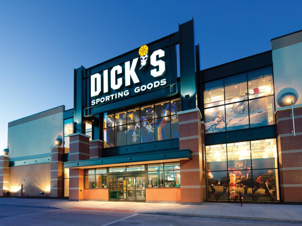 Dick's Sporting Goods press photo