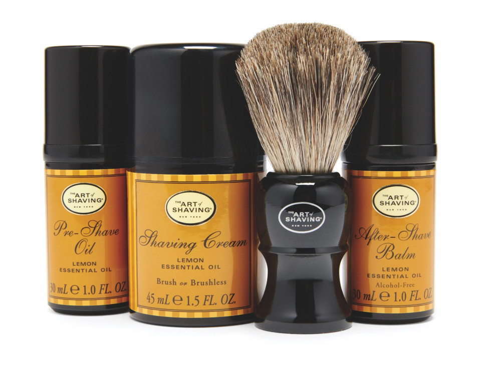Art of Shaving mid-size shave kit