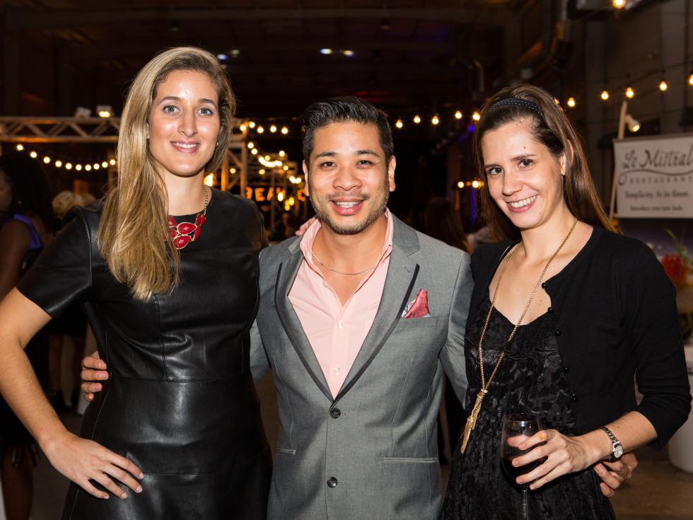 News, Beaujolais Nouveau Festival, Nov. 2015, Melissa Oliveira, John Tran, Florence Derazey