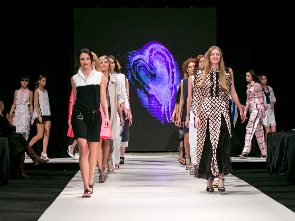 Heart of Fashion runway show final night