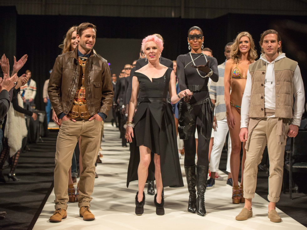Heart of Fashion menswear and Vivian Wise