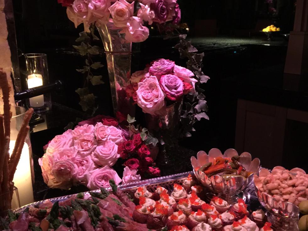 News, Shelby, Dolce & Gabbana dinner, Nov. 2015