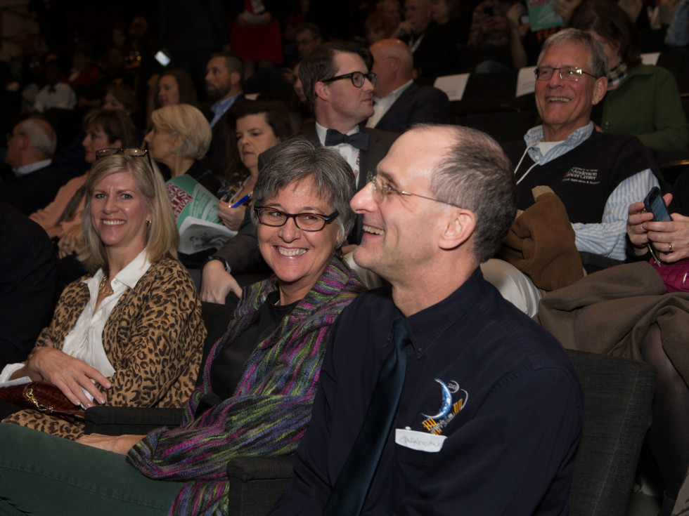 Astronaut Don Pettit at Houston Cinema Arts Festival CineSpace