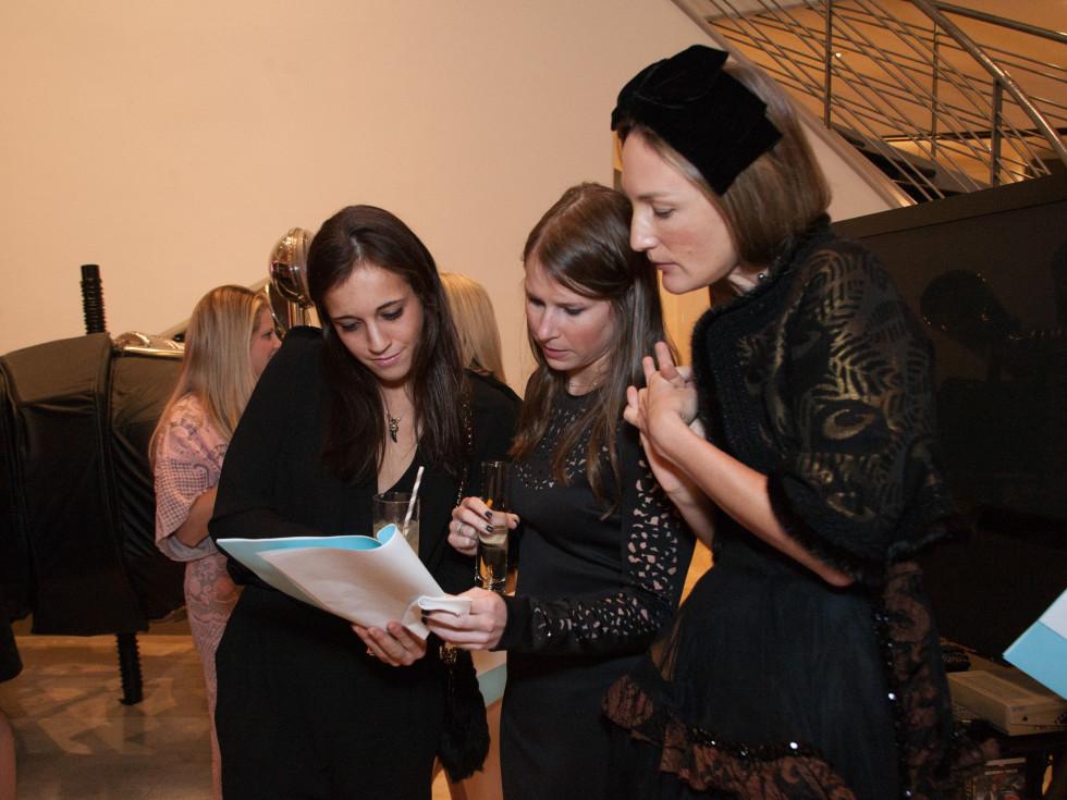 News, Shelby, CAMH Another Great Night, Nov. 2015, Annabell Massey, Morgan Allen, Tatiana Massey