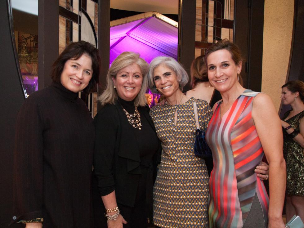 News, Shelby, CAMH Another Great Night, Nov. 2015,Julie Kinzelman, Gisela Cherches, Judy Nyquist, Kerry Imman